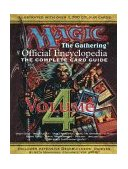 Magic The Gathering - Official Encyclopedia 1999 9781560252115 Front Cover
