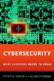Cybersecurity and Cyberwar 2014 9780199918119 Front Cover