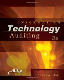 Information Technology Auditing 3rd 2010 9781439079119 Front Cover
