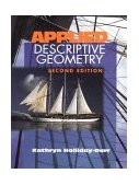Applied Descriptive Geometry 2nd 1998 Revised 9780827379121 Front Cover