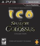 Case art for The ICO and Shadow of the Colossus Collection