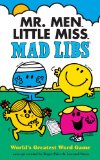 Mr. Men Little Miss Mad Libs 2012 9780843167122 Front Cover