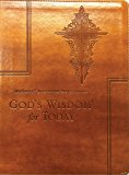 God's Wisdom for Today: 2014 9780718011123 Front Cover