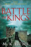 Merlin Prophecy Book One: Battle of Kings 2013 9781476715124 Front Cover