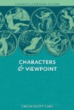 Elements of Fiction Writing - Characters & Viewpoint Proven Advice and Timeless Techniques for Creating Compelling Characters by an a Ward-Winning Author cover art