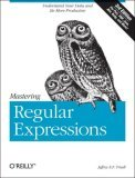 Mastering Regular Expressions 3rd 2006 Revised  9780596528126 Front Cover