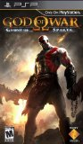 Case art for God of War: Ghost of Sparta - Sony PSP