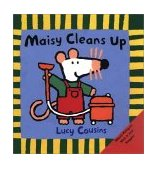 Maisy Cleans Up 2002 9780763617127 Front Cover