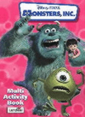 Monsters, Inc. 2002 9780721481128 Front Cover