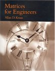 Matrices for Engineers 1st 2002 9780195150131 Front Cover