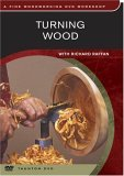 Turning Wood with Richard Raffan With Richard Raffan 2nd 2003 9781561587131 Front Cover