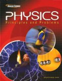 Physics Principles and Problems 9th 2004 9780078458132 Front Cover