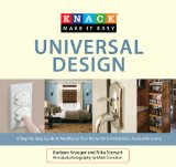Universal Design A Step-by-Step Guide to Modifying Your Home for Accessible Living 2010 9781599216133 Front Cover