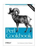 Perl Cookbook Solutions and Examples for Perl Programmers 2nd 2003 9780596003135 Front Cover