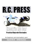 Electric Rc Car Practical Upgrade Strategies 2008 9781440411137 Front Cover