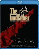 Case art for The Godfather Collection (The Coppola Restoration) [Blu-ray]