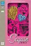 Niv Sequin Bible 2014 9780310731139 Front Cover