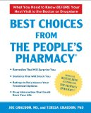 Best Choices from the People's Pharmacy 2008 9780451225139 Front Cover