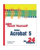 Adobe Acrobat 5 2001 9780672323140 Front Cover