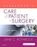 Alexander's Care of the Patient in Surgery: