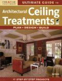 Architectural Ceiling Treatments 2008 9781580114141 Front Cover