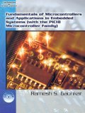 Fundamentals of Microcontrollers and Applications in Embedded Systems with PIC Microcontrollers 1st 2007 9781401879143 Front Cover