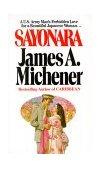 Sayonara 1st 1983 9780449204146 Front Cover