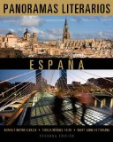 Panoramas Literarios Espana 2nd 2012 Revised 9781111839147 Front Cover