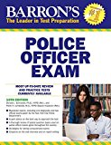 Police Officer Exam 10th 2017 Revised 9781438009148 Front Cover