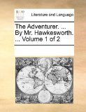 Adventurer by Mr Hawkesworth 2010 9781170289150 Front Cover