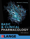 Basic and Clinical Pharmacology: 2017 9781259641152 Front Cover
