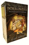 Complete Adventures of the Borrowers 2011 9780152049157 Front Cover