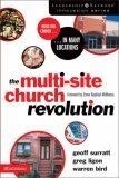 Multi-Site Church Revolution Being One Church in Many Locations 2006 9780310270157 Front Cover