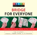 Knack Bridge for Everyone A Step-by-Step Guide to Rules, Bidding, and Play of the Hand 2010 9781599216157 Front Cover