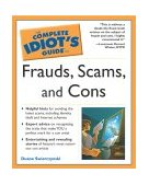 Frauds, Scams and Cons 2002 9780028644158 Front Cover