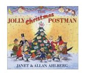 Jolly Christmas Postman 2001 9780316127158 Front Cover