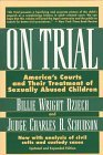 On Trial America's Courts and Their Treatment of Sexually Abused Children 2nd 1991 Revised 9780807004159 Front Cover