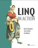 LINQ in Action 2008 9781933988160 Front Cover