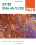 Doing Data Analysis with SPSS� 5th 2011 Revised  9780840049162 Front Cover