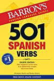501 Spanish Verbs 7th 2017 Revised 9781438009162 Front Cover