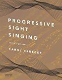 Progressive Sight Singing: