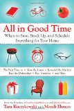 All in Good Time When to Save, Stock up, and Schedule Everything for Your Home 2012 9780425245163 Front Cover