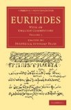 Euripides With an English Commentary 2010 9781108011167 Front Cover
