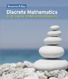 Discrete Mathematics Introduction to Mathematical Reasoning 1st 2011 9780495826170 Front Cover