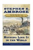 Nothing Like It in the World The Men Who Built the Transcontinental Railroad, 1863-1869 2001 9780743203173 Front Cover