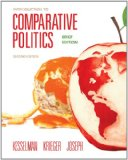 Introduction to Comparative Politics, Brief Edition 2nd 2012 9781111834173 Front Cover