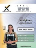 GACE Basic Skills 200, 201, 202 1st 2010 9781607870173 Front Cover