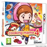 Case art for Cooking Mama 4 (Nintendo 3DS)