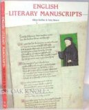 English Literary Manuscripts  9780712301176 Front Cover