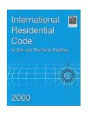 International Residential Code 2000 for One and Two Family Dwellings 2000 9781892395177 Front Cover